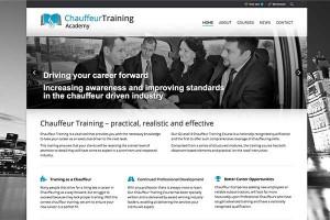 Chauffeur training launch