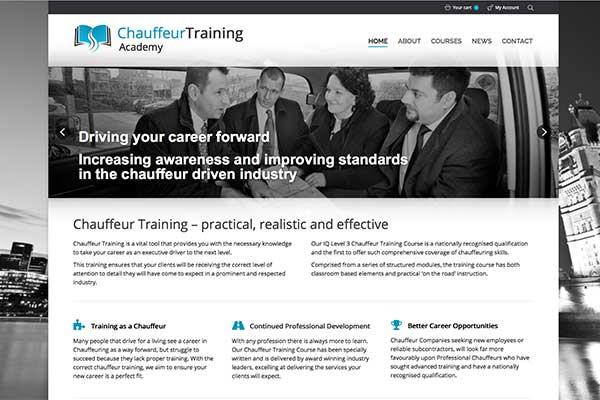 Chauffeur Training Launch