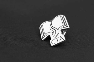Chauffeur Training Pin Badge