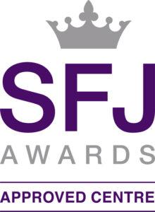 Sfj awards approved centre